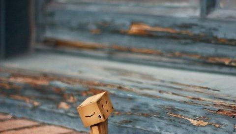 Danboard, уличный, картонный робот, игрушка