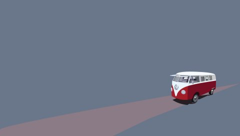 Автобус, дорога, поездка
