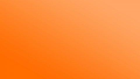 Оранжевый, белый, сплошной, красочный