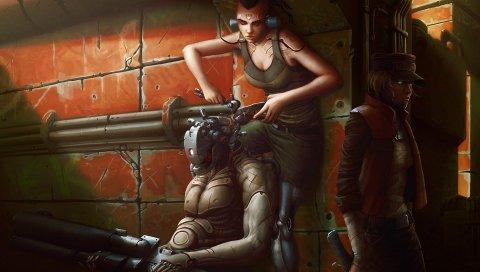 девочка, мальчик, стена, помощь, спасение,шлет