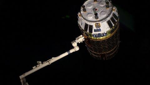 Космический корабль, kounotori 3, космос