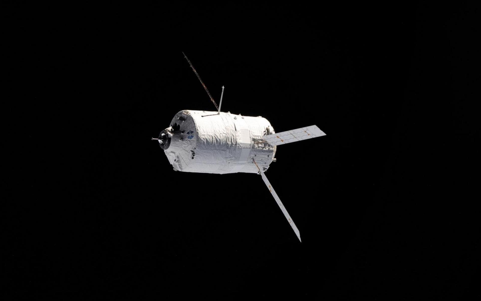 Картинки Беспилотный грузовой корабль, космос, полет фото и обои на рабочий стол