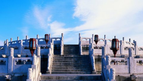 Фарфор, черепица, лестница, структура