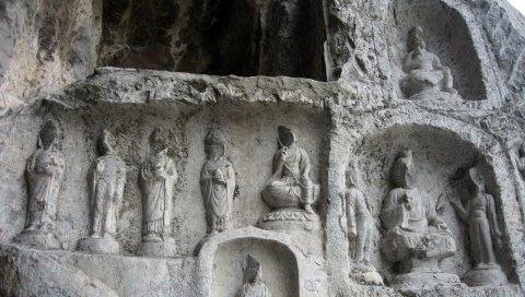 Longman гроты, пещеры, форма, камень, архитектура, скульптура