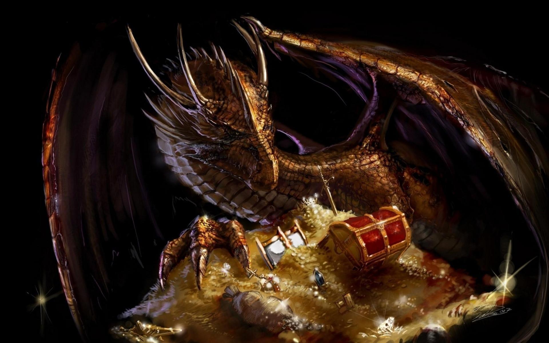 картинки пещеры с золотом драконе чертежи для обустройства