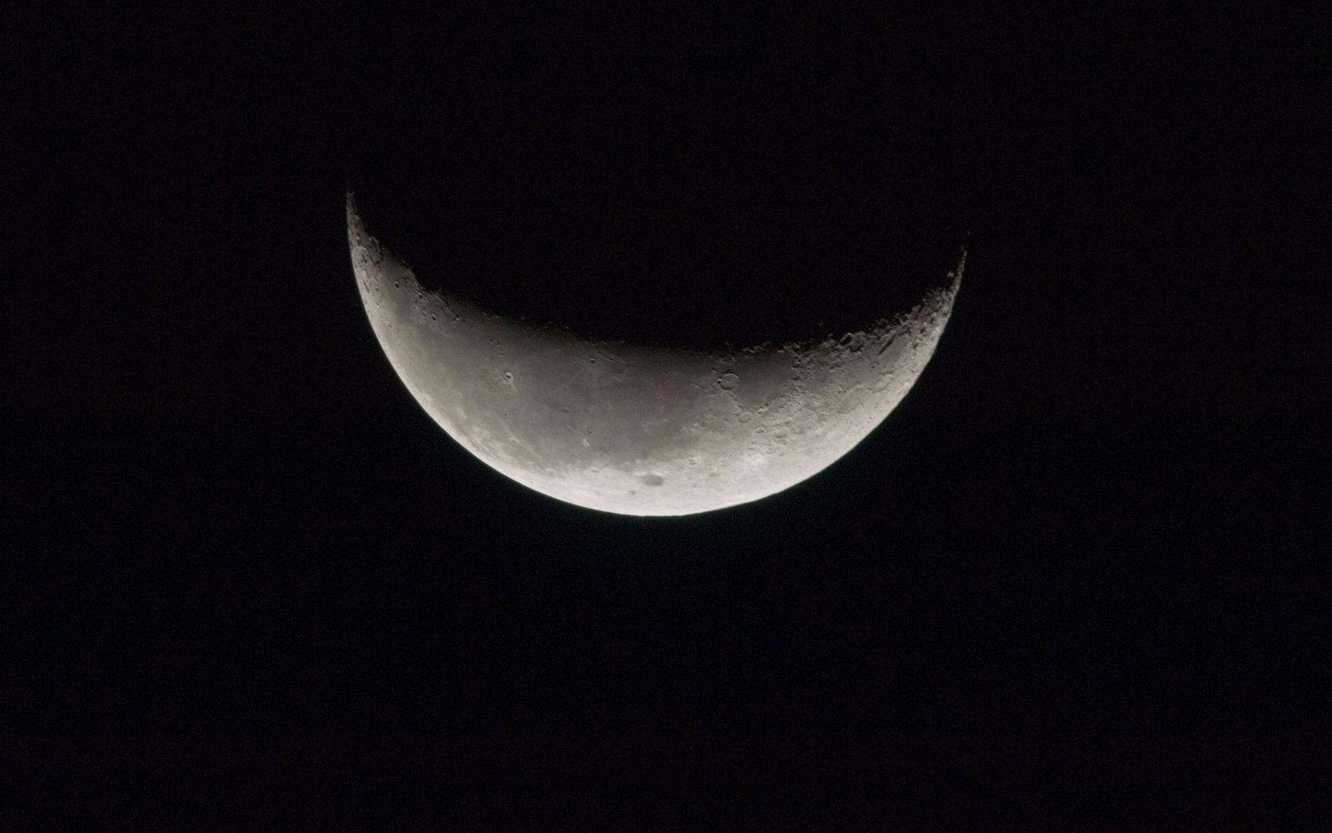 Картинки Луна, космос, спутник, bw фото и обои на рабочий стол