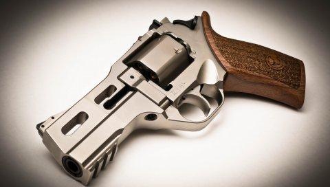 Оружие, маленький, пистолет, стиль