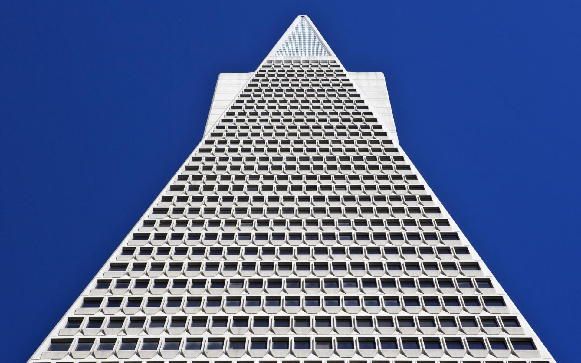 Картинки Пирамида трансамерики, сан-франциско, калифорния, США фото и обои на рабочий стол
