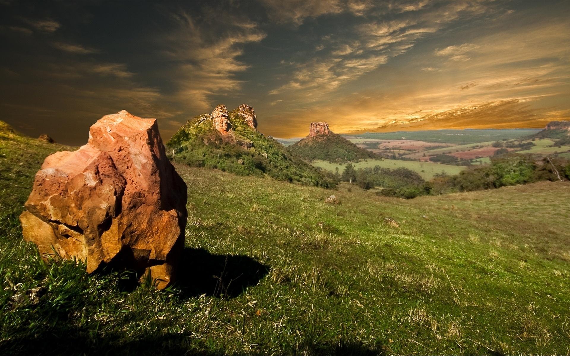 Каменное поле картинка