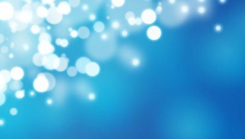 Круги, подсветка, фон, пятно, свет