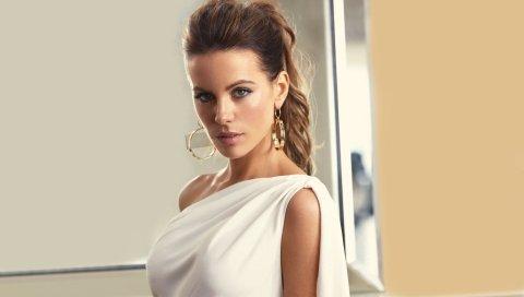 Kate beckinsale, брюнетка, актриса, волосы, стиль, лицо