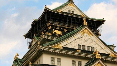 Япония, строительство, традиции, архитектура