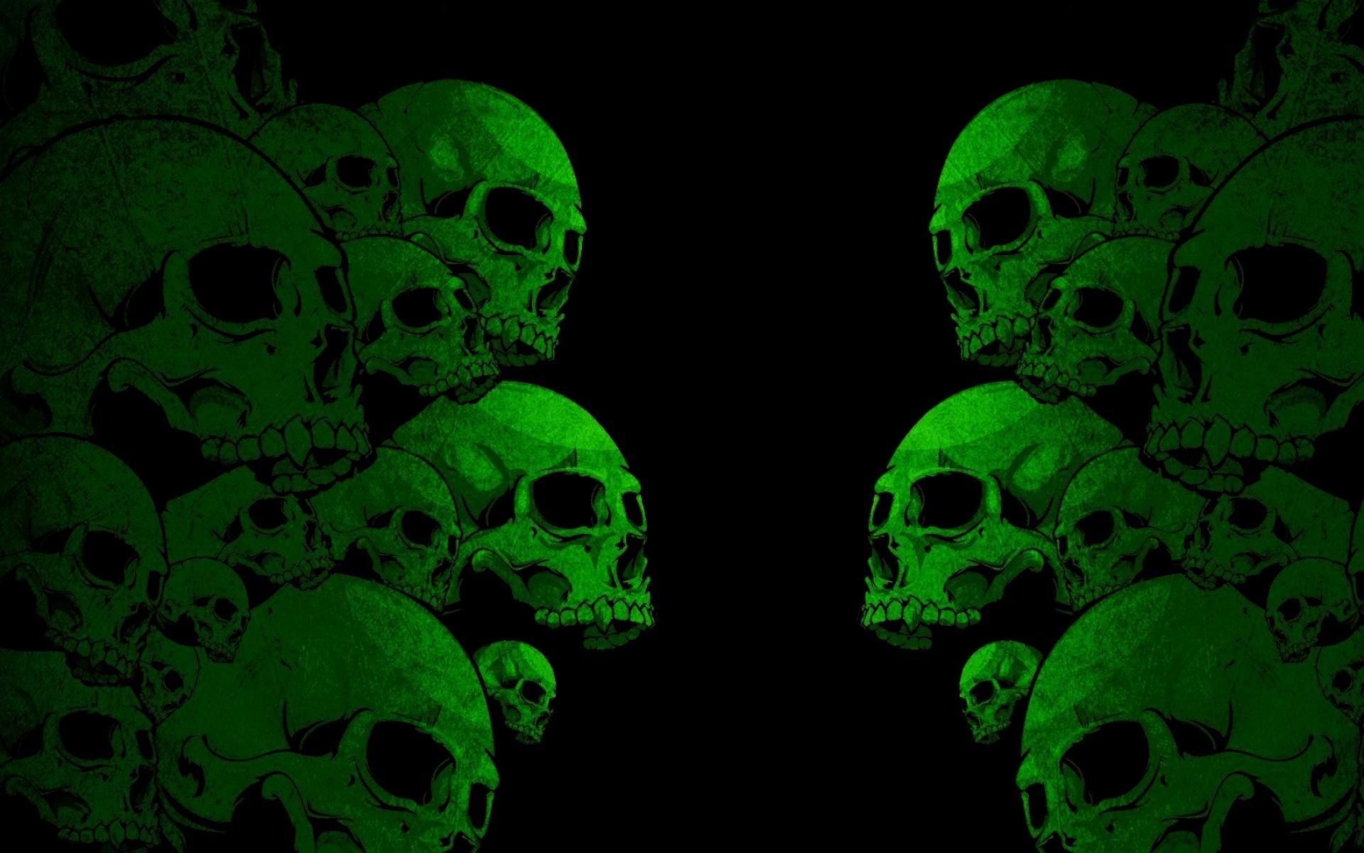 Картинки большого разрешения с черепами