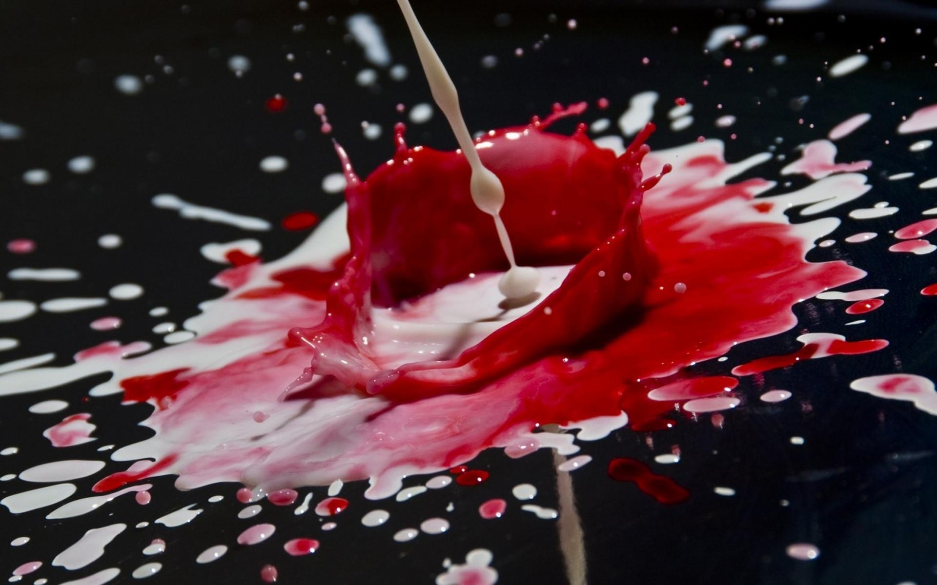картинки на телефон кровавые капли