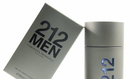 Carolina herrera, 212 мужчин, парфюм