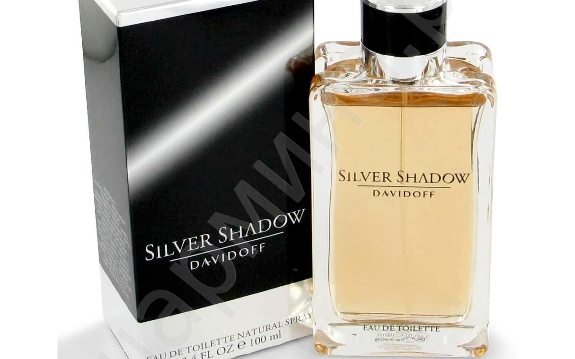 Картинки Davidoff, серебряная тень, парфюм, аромат фото и обои на рабочий стол