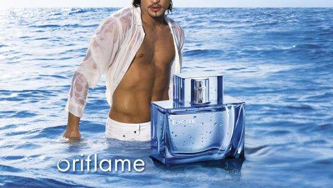 Oriflame, возбуждает дима билан, аромат, новый продукт