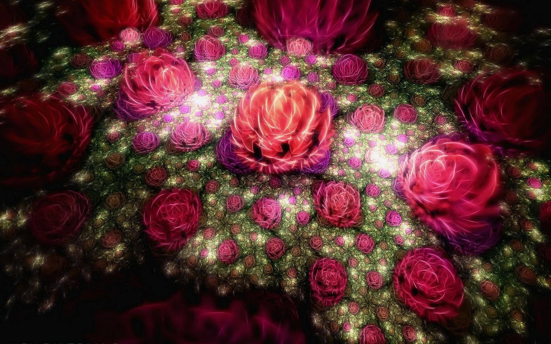 Картинки розы волшебные