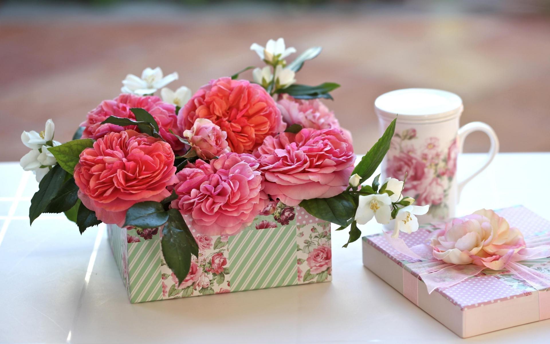 есть, картинки на рабочий стол цветы в коробке повышенной влажности