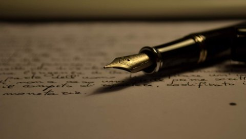 Бумага, лист, линия, ручка, почерк, текст