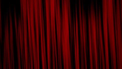 Текстура, аннотация, красный, занавески, фон