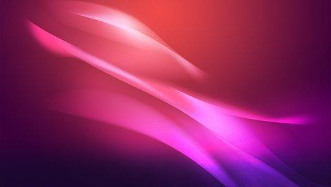 Линия, яркий, красочный, фон