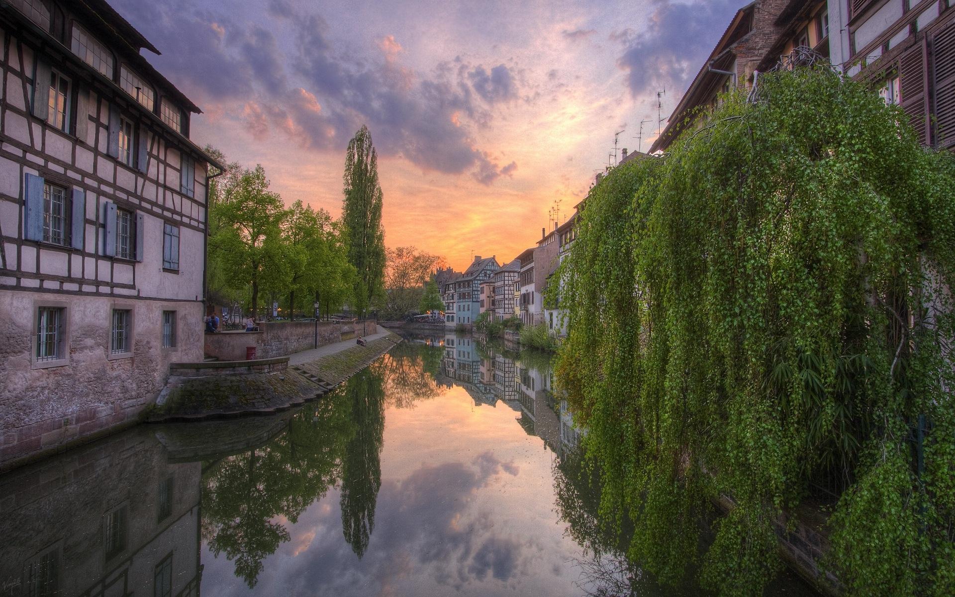 Картинки Венеция, дом, здания, стены, река, вода фото и обои на рабочий стол