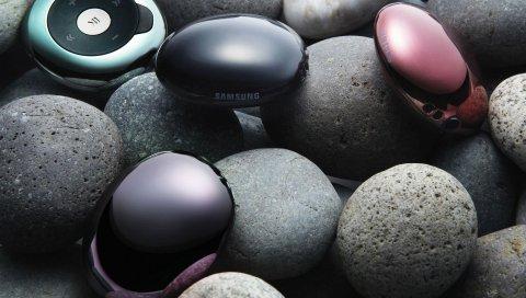 Samsung, телефоны, бренд, скалы, форма, стиль