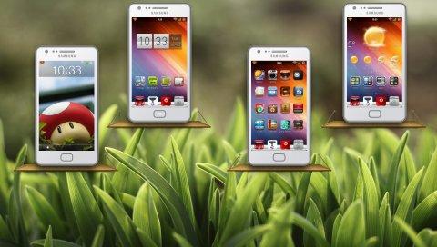 Samsung, телефоны, модель, отношения