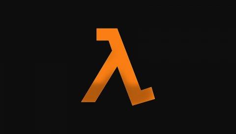 Период полувыведения, эмблема, оранжевый, фон
