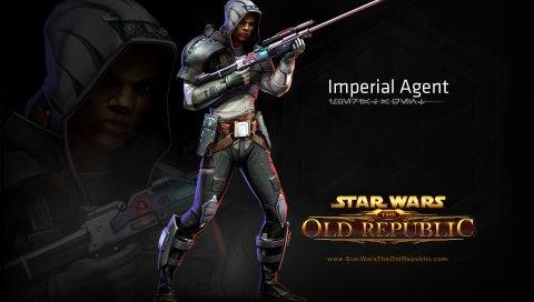 Звездные войны, старая республика, имперский агент, характер, оружие