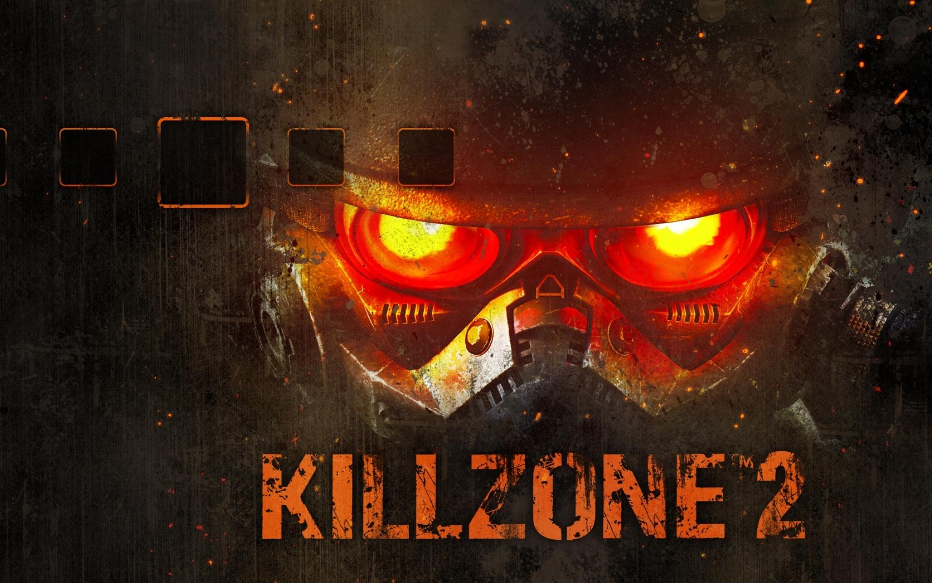 Картинки Killzone 2, глаза, фон, солдат фото и обои на рабочий стол
