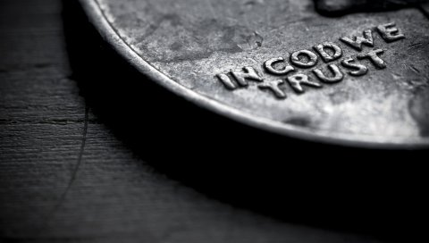 Монета, черный белый, металл, поверхность, сбор