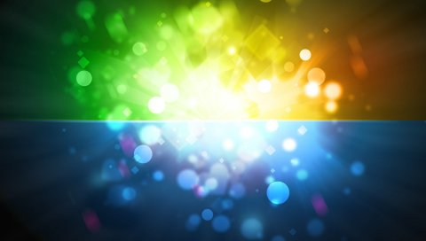 Блики, блеск, цвет, свет