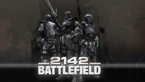 Битва 2142, солдаты, боеприпасы, оружие, фон