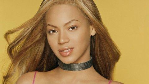 Beyonce, девушка, актриса, певица, лицо, глаза, блондинка