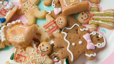 Куки, фигуры, узоры