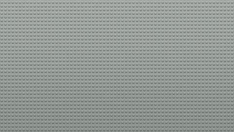Lego, очки, круги, светло-серый