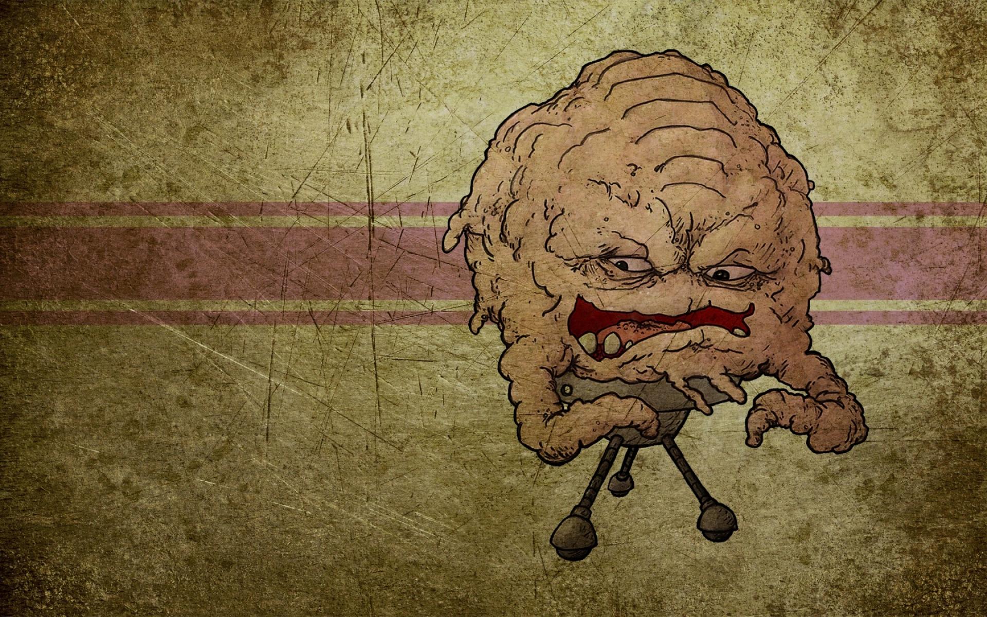 Картинки Мозг, рисунок, зло, кровь фото и обои на рабочий стол