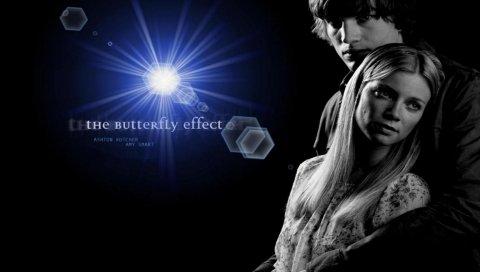 Эффект бабочки, пепельница kutcher, evan, amy smart, kayleigh, актеры