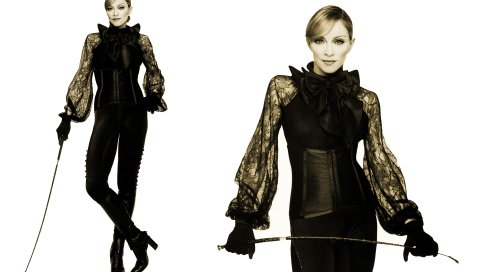 Мадонна, девушка, образ, ресница, взгляд