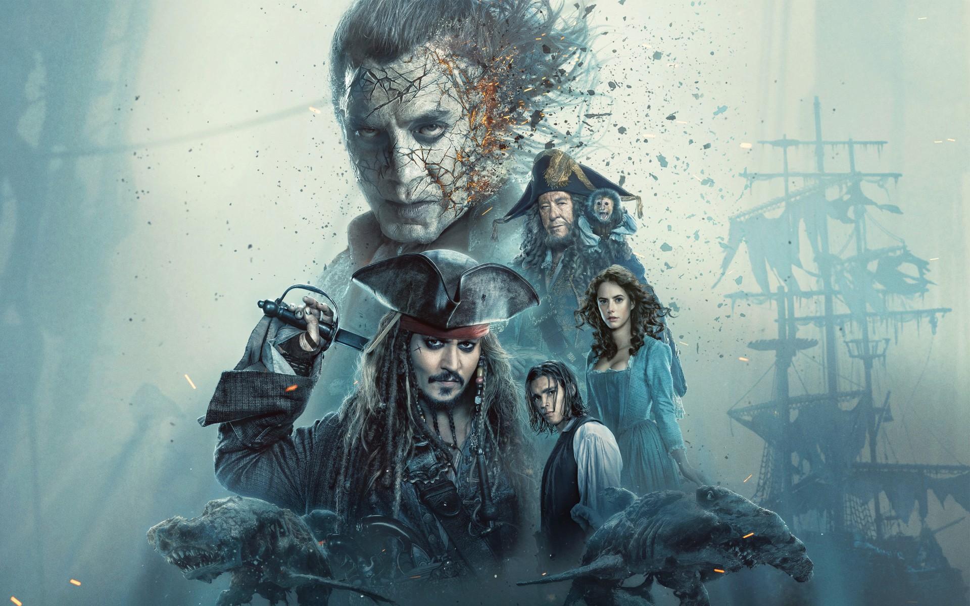 Картинки Пираты, Карибы, Мертвые, Сказки, Люди, Люди фото и обои на рабочий стол