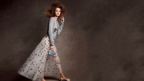 Vogue, 2017, Gigi, Hadid