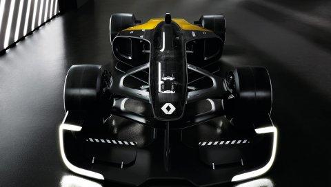 Концепция, видение, Renault, 2027