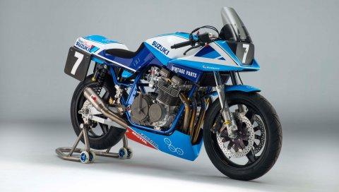Велосипед, Suzuki, Race, Classic, Team, Katana, GSX1100SD