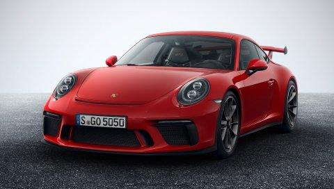 Porsche, 2017, 911, GT3