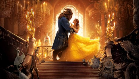 Кино, Красота, зверь, The и