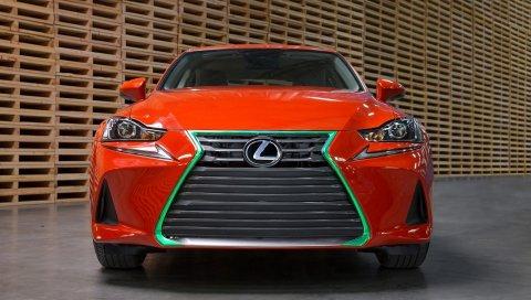Lexus, 2017, Sriracha