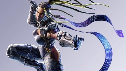Tekken, Мастер, Ворон