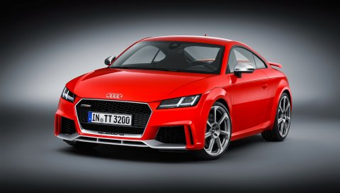 Audi, Coupe, 2017